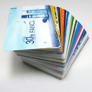 Tarjetas Plásticas PVC