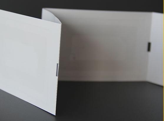 Z fold papel t rmico rfid chip s50 sin impresi n - Papel aislante termico ...