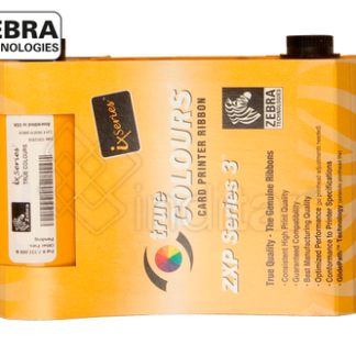 RIBBON COLOR YMCKO ZEBRA ZXP SERIE 3 (200 IMP.)