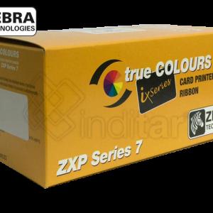 RIBBON COLOR YMCKO ZEBRA ZXP SERIE 7 (250 IMP.)