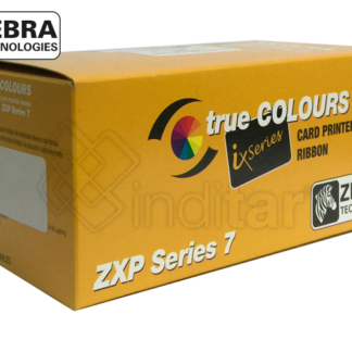 RIBBON COLOR YMCKO ZEBRA ZXP SERIE 7 (250 IMP.)