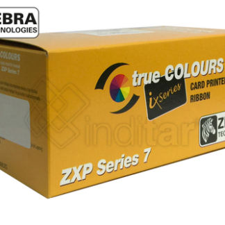 RIBBON COLOR YMCKOK ZEBRA ZXP SERIE 7 DUAL SIDE (750 IMP.)