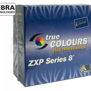 RIBBON COLOR YMCK ZEBRA ZXP Z81, Z82, Z91, Z92