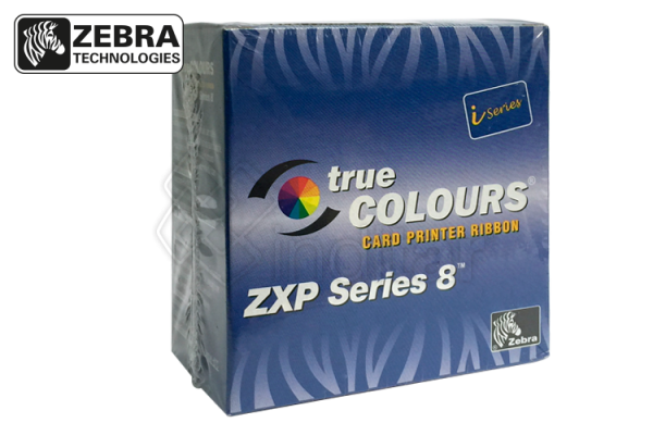 RIBBON COLOR YMCK ZEBRA ZXP Z81, Z82, Z91, Z92