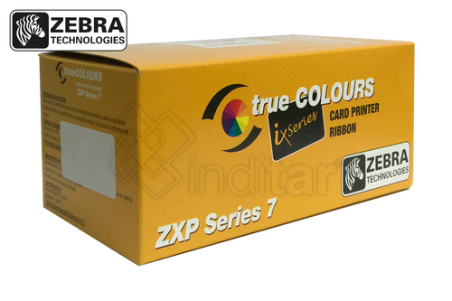 RIBBON COLOR YMCKO ZEBRA ZXP SERIE 7 (750 IMP.)