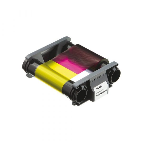 RIBBON COLOR YMCKO EVOLIS BADGY 200