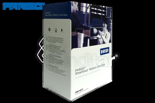 RIBBON MONOCROMO NEGRO FARGO C50, DTC1000/M/ME, 1250E, DTC4000/4250E
