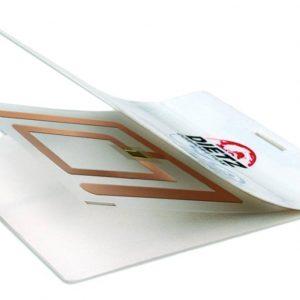 Tarjetas Pvc Blancas Chip Proximidad