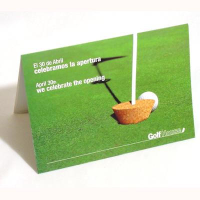 iptico en papel-horizontal-Din A7-10,5 x 7,4cm-170gr
